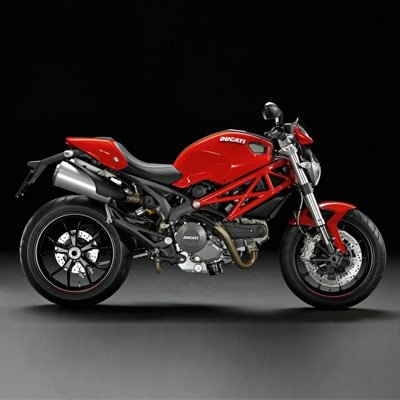 Location moto DUCATI MONSTER 696
